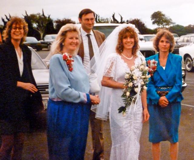 Lizzie, Lynda, Danny. Warren, PL