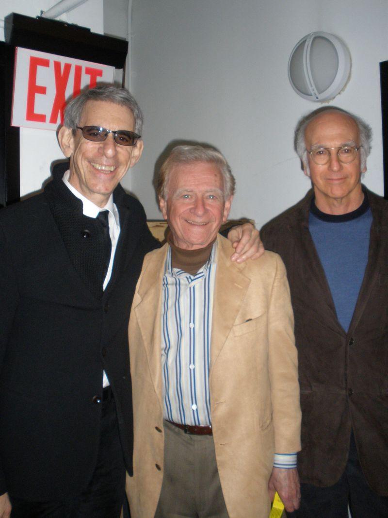 La Belz, Moe, Larry David