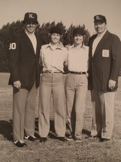 Umpire School 1982 (l-r, Randy Marsh, PB, Warren, Harry Wendelstedt