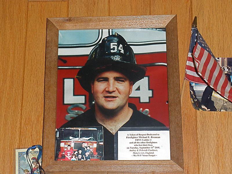 Mike Brennan tribute (l)